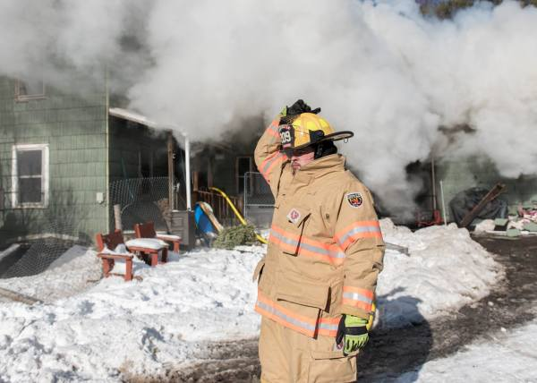 Photo Courtesy of Town of Mohawk Fire District & Town of Mohawk Photographer, Cara Bruno